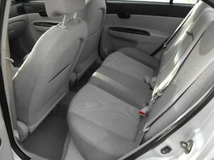 2007 ACCENT GL SEDAN  LOADED  5 SPEED  ONE OWNER-NO ACCIDENTS Windsor Region Ontario image 16