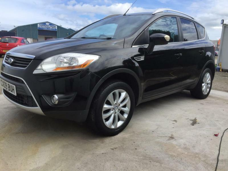 sold ford kuga 2 0tdci 4x4 2009 titanium in fraserburgh aberdeenshire gumtree. Black Bedroom Furniture Sets. Home Design Ideas