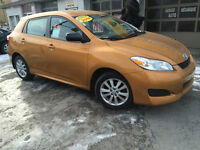 2010 Toyota Matrix 1.8L - A/C - MAGS - AUTOMATIQUE - 112,000km