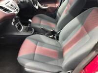 2009 Ford Fiesta Hatch 5Dr 1.4 96 Zetec 5 Petrol red Manual