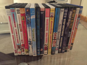 Family Movies/DVD's for Sale