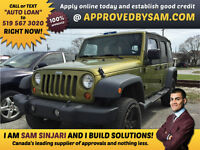 Jeep Wrangler X 4x4 - Approvedbysam.com for More Jeeps.