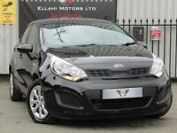 Kia Rio 1 AIR 1.25L 5 Door Manual Petrol 2013