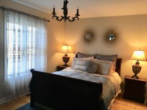 Entire Bedroom including blinds accessories and matress