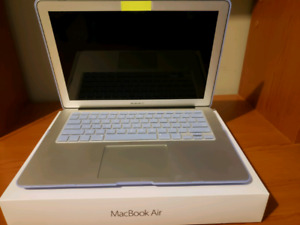 Almost Brand New 13-inch Macbook Air 2017 model 256GB