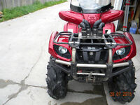 ATV Yamaha GRIZZLY 660