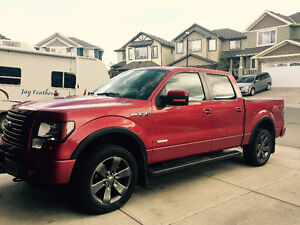 2012 Ford F-150 SuperCrew FX4 Pickup Truck