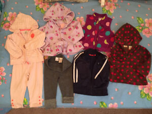 Baby girl clothes 12-18 m
