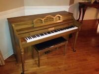 Piano droit Archambault - négociable