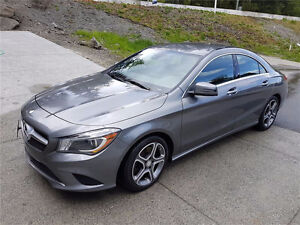 2014 Mercedes-Benz CLA 250 Premium Sedan