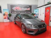 2014 SEAT LEON CUPRA - 420BHP - DSG - HUGEEEEEEE SPEC!!! RS R AMG VXR STI EVO