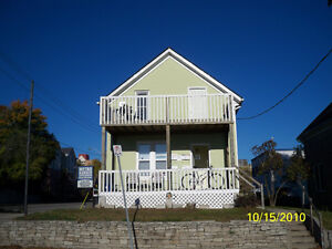 Nice Small Bachelor apartment, $750+Hydro  with Internet.March