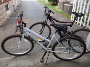 Selling 2  bicycles