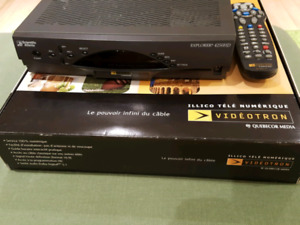 Terminal HD Videotron Explorer 4250HD