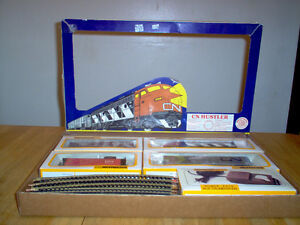 Trainset in box