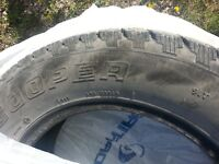 Spiked Used Tires for Sale $160OBO
