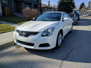 2010 Nissan Altima Coupe 2.5s