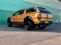 2020 Ford Ranger Seeker raptor Pick Up Double Cab Wildtrak 3.2 T8 WITH FULL BLA