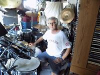 Drummer with ton's of experience....