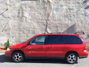 2001 Ford Windstar Minivan - Clean, Work Done
