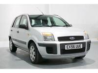 2006 FORD FUSION 1.4 STYLE CLIMATE, £66 MONTHLY