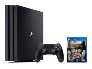 LF PS4 with at least 1 controller