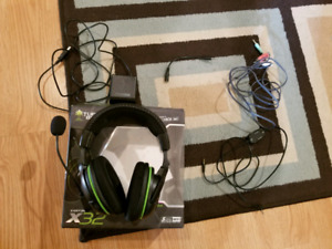 Gaming casque pour xbox one et xbox 360
