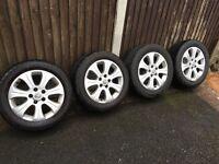 Vauxhall alloy wheels, Vectra Astra Zafira