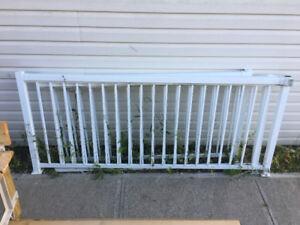 Deck railing for sale