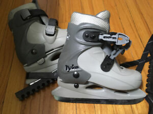 Kids ice skates CCM 8-11