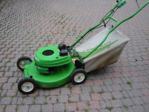 Lawnmower LawnBoy with 2-Cycle gas oil-mix, Original  LawnBoy