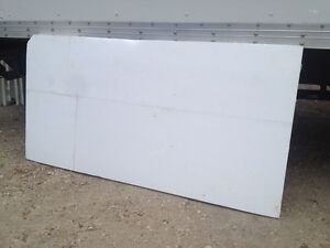4x8x2inch, R8 Styrofoam White Insulation ,SAVE $$$