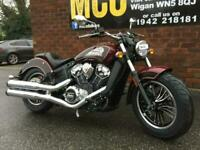 Indian Scout 1200 2 Tone 2021