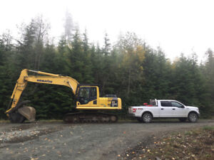 Excavator for Hire or Rental