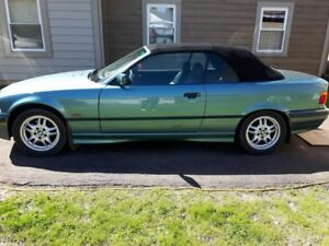 1997 BMW 3-Series Convertible