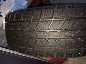 235/70/R16 Winter Tires on Rims Cambridge Kitchener Area image 2