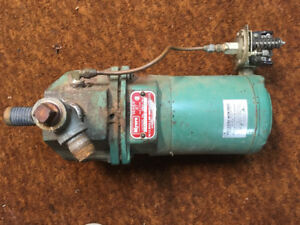 1/3 hp 120 volt water pump Used