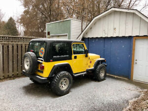 2006 Jeep Wrangler Sport Other
