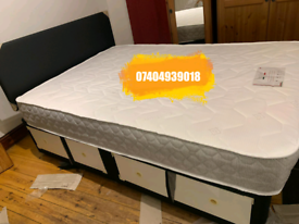 ✅Hot Offer 🔥 New Single Double Small Double King Size Beds