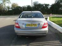 2013 Mercedes-Benz C Class C220 CDI BlueEFFICIENCY Executive SE 4dr Auto SALOON