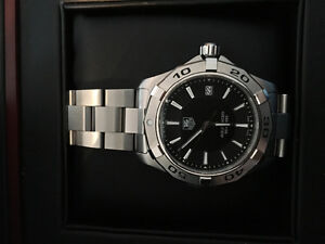 Men's Tag Heuer Watch. Brand New in Box Kitchener / Waterloo Kitchener Area image 2