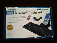 Bluetooth Keyboard (Foldable)