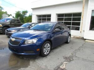 2012 Chevrolet Cruze AC! AUTO! FINANCE NOW!