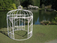 English Garden Wedding Pavilion Rental Service