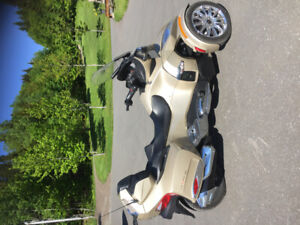Can-Am Spyder 2017 RT Limited
