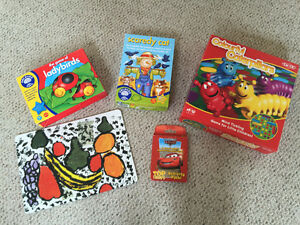 5 games for little kids age 3-7