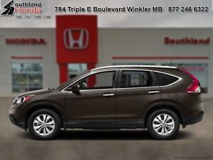 2014 Honda CR-V Touring   - $216.35 B/W