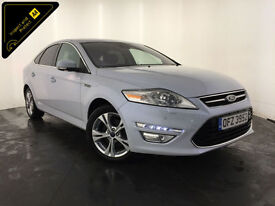 2013 FORD MONDEO TITANIUM X BUSINESS EDN 1 OWNER FORD SERVICE HISTORY FINANCE PX