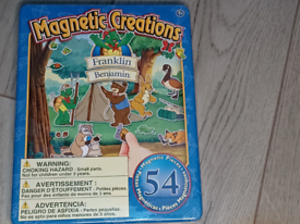 Magnetic creation's