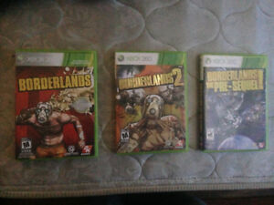 Borderlands Collection